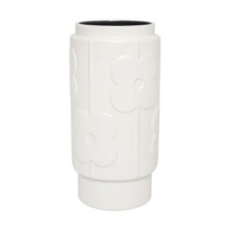 Grand vase Abacus - Charbon