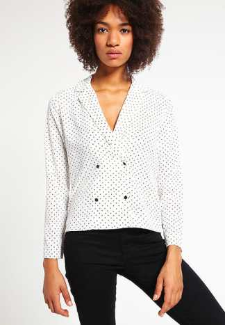 Top Shop - Chemisier Ivory 15 €