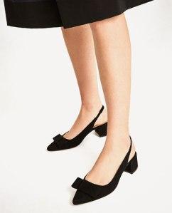 chaussures talons zara